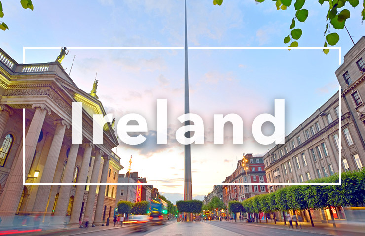 Study English in the Ireland